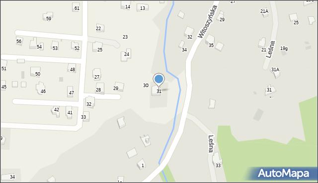 Prałkowce, Prałkowce, 31, mapa Prałkowce