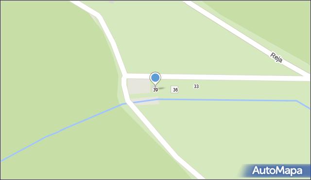Sopot, Reja Mikołaja, 39, mapa Sopotu