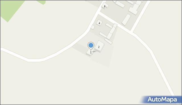 Rutki, Rutki, 1, mapa Rutki