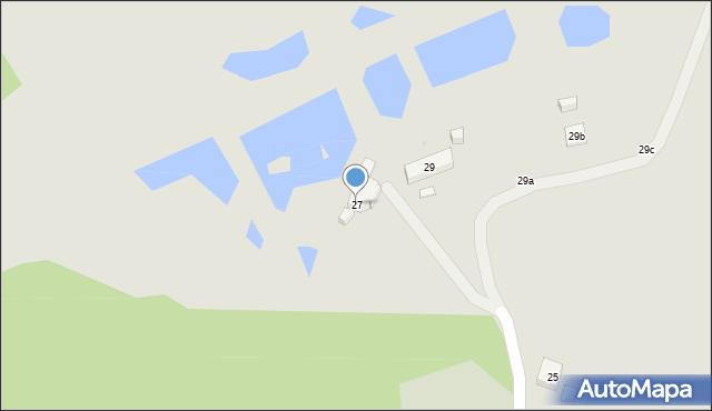 Toruń, Rudacka, 27, mapa Torunia