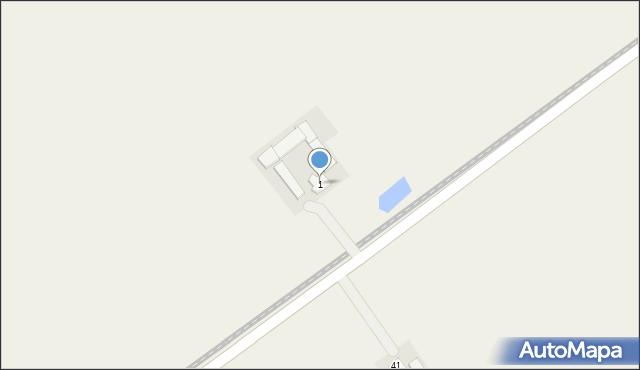 Sinki, Sinki, 1, mapa Sinki