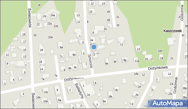 Toruń, Smocza, 2, mapa Torunia