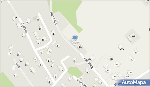 Sowliny, Sowliny, 354, mapa Sowliny