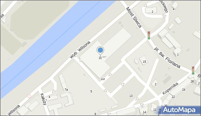 Przemyśl, Sportowa, 11, mapa Przemyśla