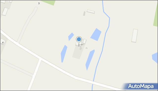 Srebrowo, Srebrowo, 2, mapa Srebrowo