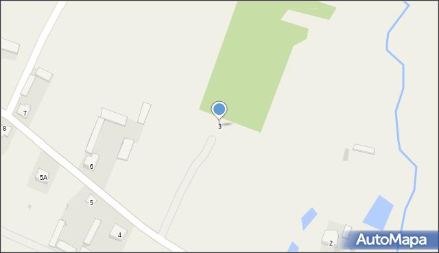 Srebrowo, Srebrowo, 3, mapa Srebrowo