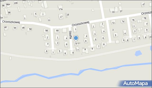 Lubaczów, Staffa Leopolda, 5, mapa Lubaczów