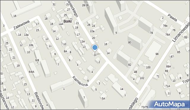 Radom, Stasieckiego Eugeniusza, kpt. hm., 11, mapa Radomia