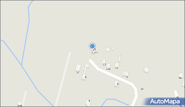 Poręba, Wiedzy, 19, mapa Poręba