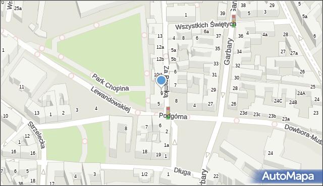 Za Bramką 9 Ul 61 842 Poznań Poznań Stare Miasto