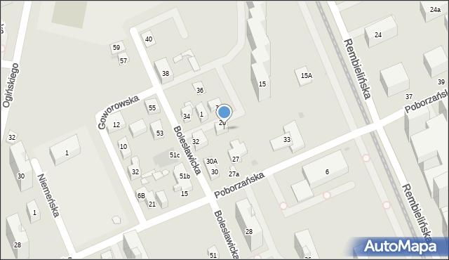 Warszawa, Zagraniczna, 6, mapa Warszawy