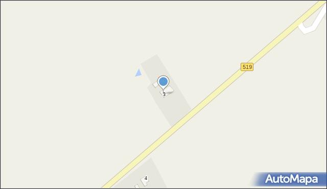 Zajezierze, Zajezierze, 3, mapa Zajezierze