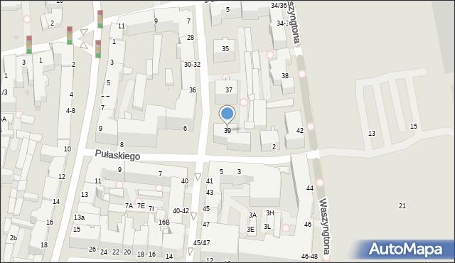 Gdynia, Żeromskiego Stefana, 39, mapa Gdyni