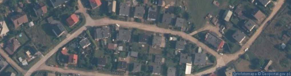 Zdjęcie satelitarne 10 Marca ul.