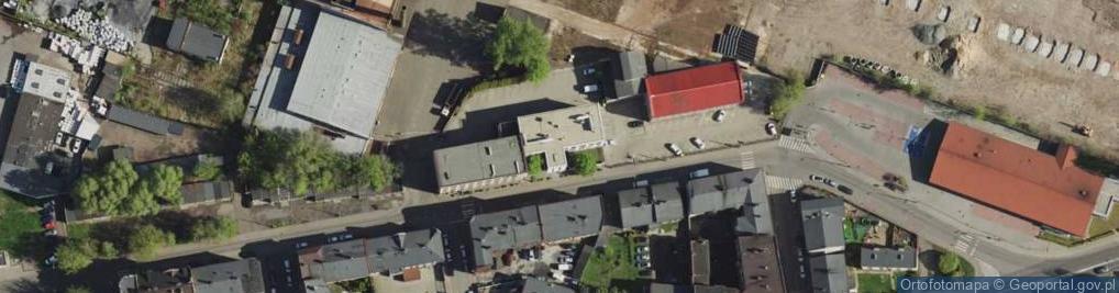 Zdjęcie satelitarne 16 Lipca ul.