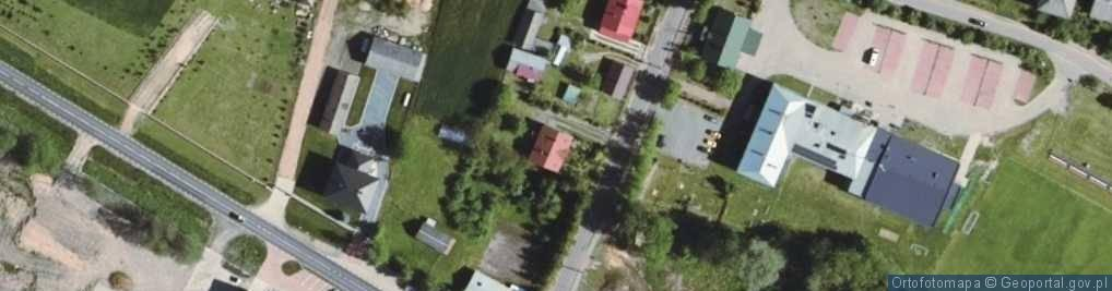 Zdjęcie satelitarne 18 Maja ul.