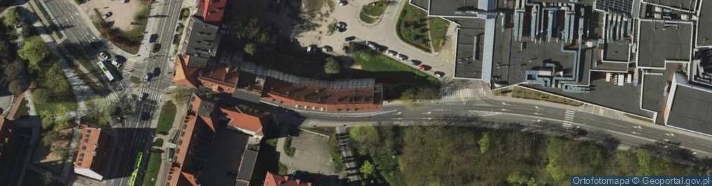 Zdjęcie satelitarne 22 Stycznia ul.
