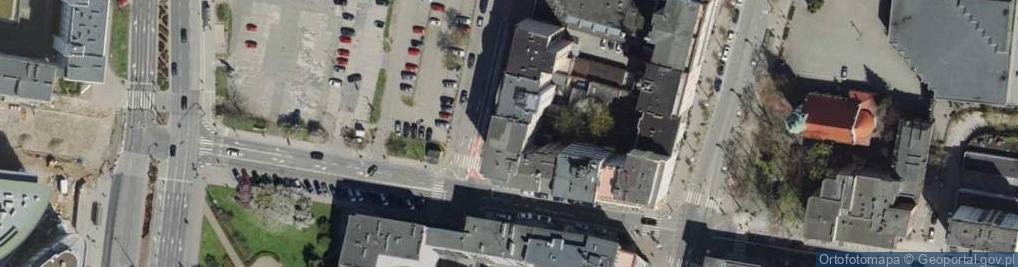 Zdjęcie satelitarne Abrahama Antoniego ul.