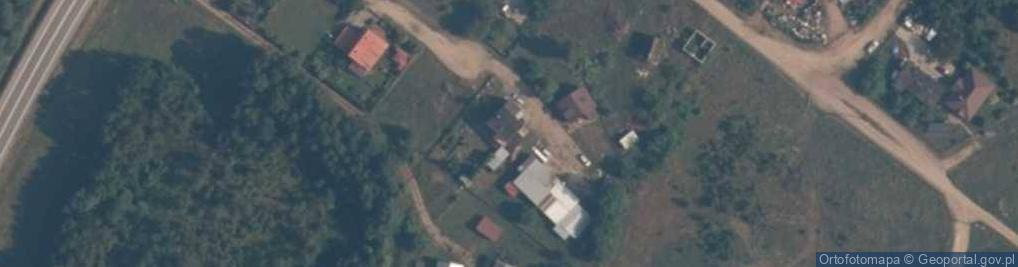 Zdjęcie satelitarne Abrahama ul.