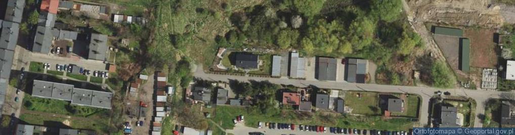 Zdjęcie satelitarne Adamka Mikołaja ul.