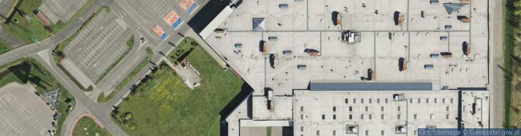Zdjęcie satelitarne Aleja Nowaka-Jeziorańskiego Jana al.