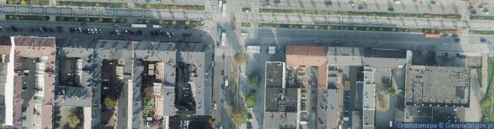Zdjęcie satelitarne Aleja Wolności al.