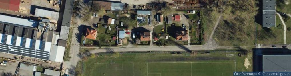 Zdjęcie satelitarne Aleja Chełmońskiego al.