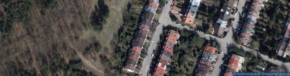 Zdjęcie satelitarne Aldridge'a Iry ul.