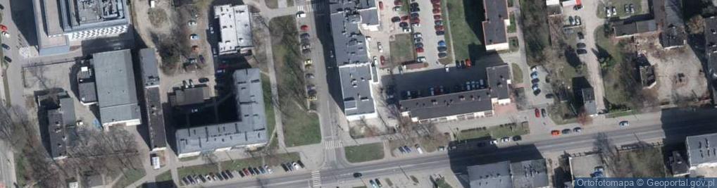 Zdjęcie satelitarne Aleja Anstadta Karola al.