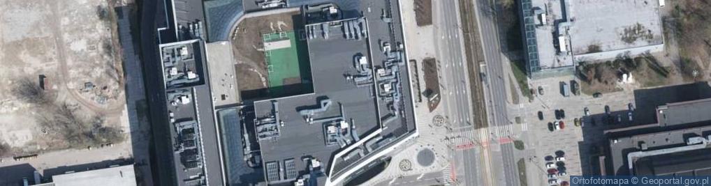 Zdjęcie satelitarne Aleja Politechniki al.