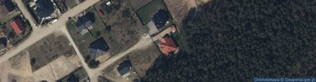 Zdjęcie satelitarne Alpejska ul.