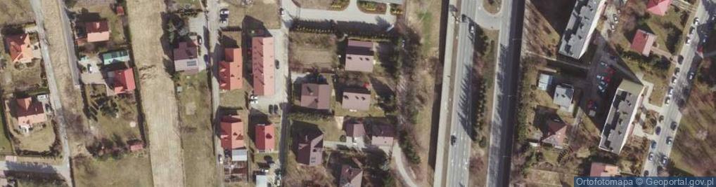 Zdjęcie satelitarne Aleja Witosa Wincentego al.