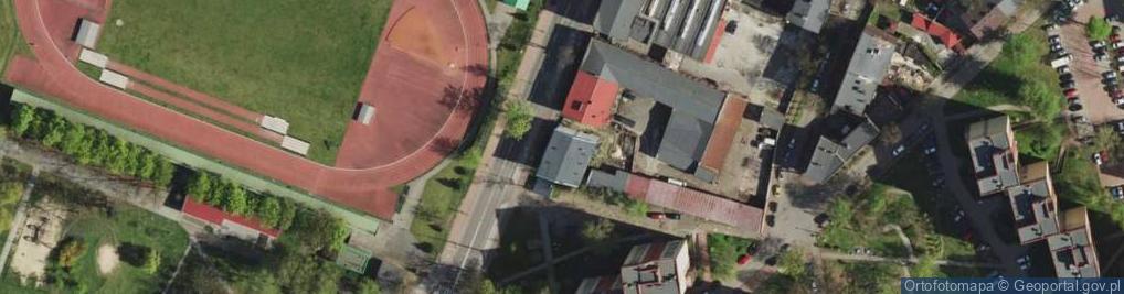 Zdjęcie satelitarne Aleja Mireckiego Józefa al.