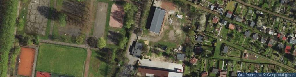 Zdjęcie satelitarne Aleja Parkowa al.