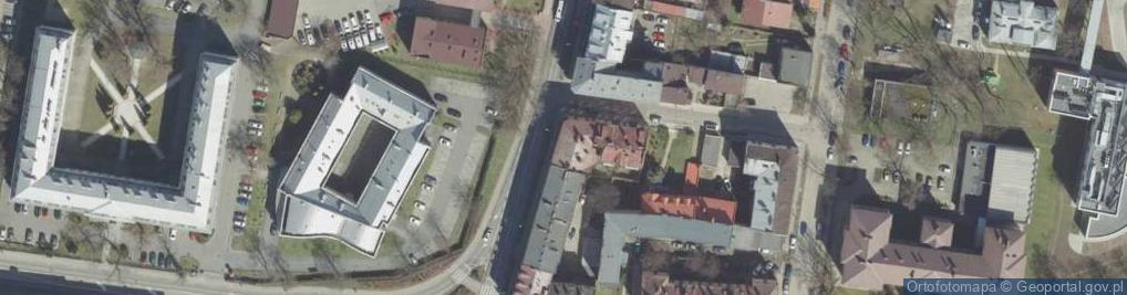 Zdjęcie satelitarne Aleja Matki Bożej Fatimskiej al.