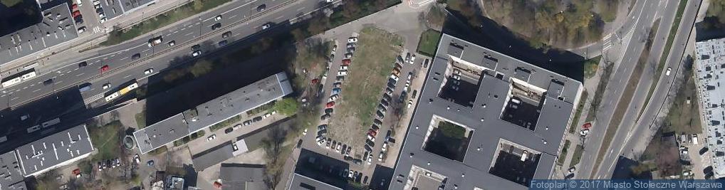 Zdjęcie satelitarne Aleja Armii Ludowej al.