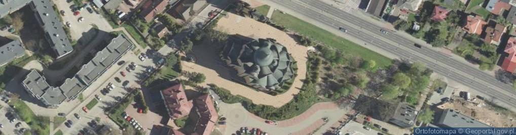 Zdjęcie satelitarne Antoniuk Fabryczny ul.