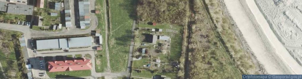 Zdjęcie satelitarne Antonin ul.