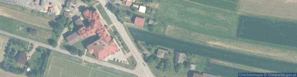 Zdjęcie satelitarne Andrychowska ul.