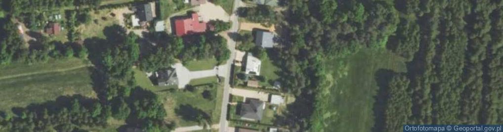Zdjęcie satelitarne Bargły ul.
