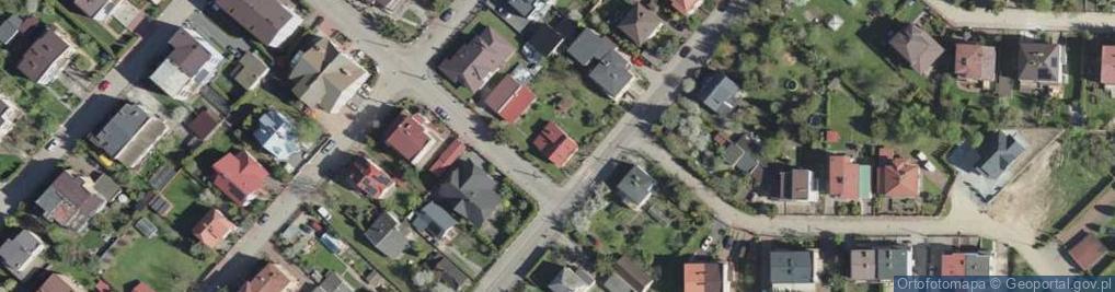 Zdjęcie satelitarne Bacieczki ul.