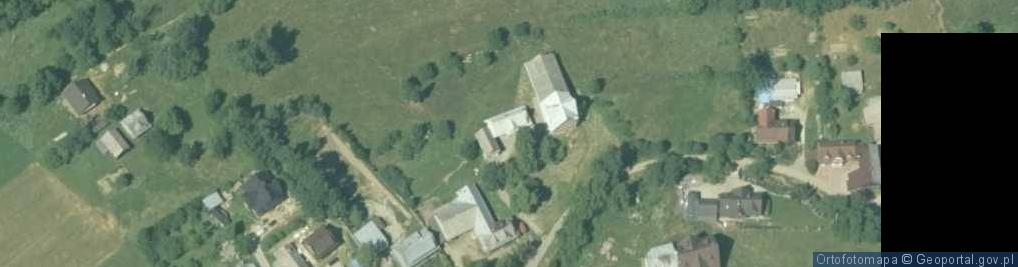 Zdjęcie satelitarne Bafijówka ul.