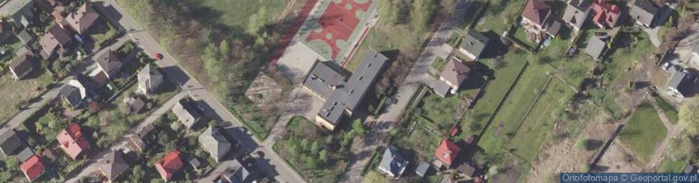Zdjęcie satelitarne Banasika Szymona ul.