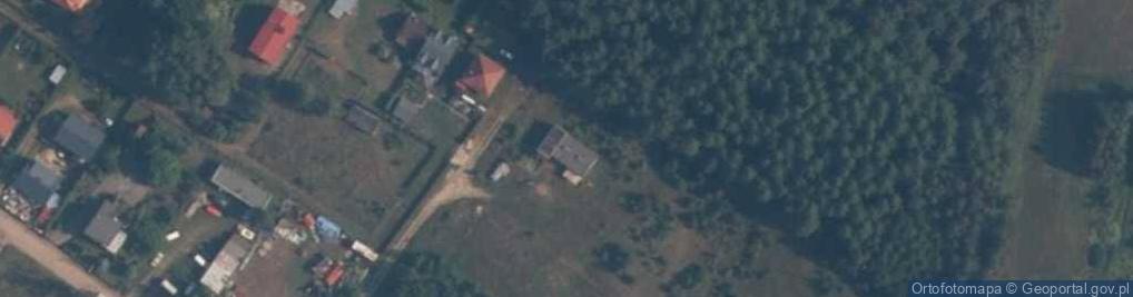 Zdjęcie satelitarne Barokowa ul.