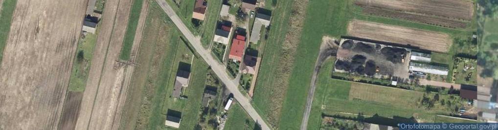 Zdjęcie satelitarne Baśniowa ul.