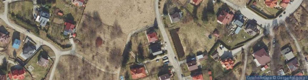 Zdjęcie satelitarne Balickiego Jana, ks. ul.