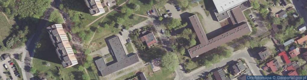 Zdjęcie satelitarne Batalionów Chłopskich ul.
