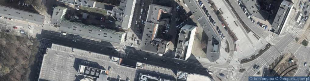 Zdjęcie satelitarne Bałuki Edmunda ul.