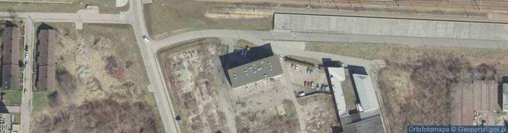 Zdjęcie satelitarne Bartla Kazimierza ul.
