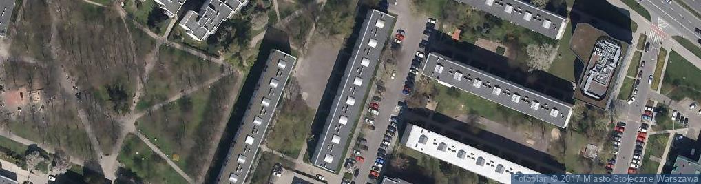 Zdjęcie satelitarne Bartłomieja ul.